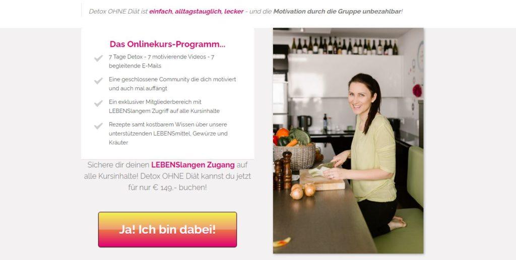 Detox - Online-Programm.