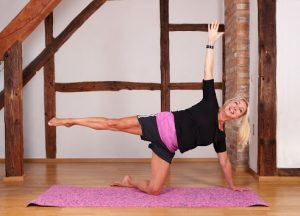 Gabriela Höper - Übungen in dem Kurs MenoPower