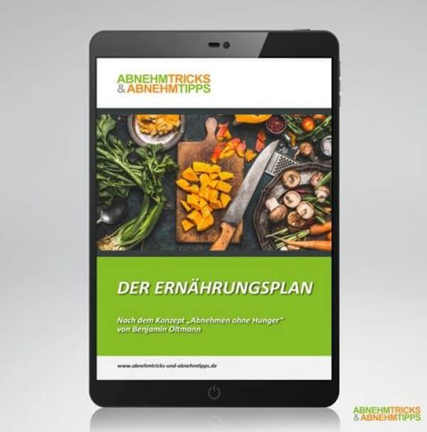 Abnehmen ohne Hunger - eBook - Benjamin Oltmann.