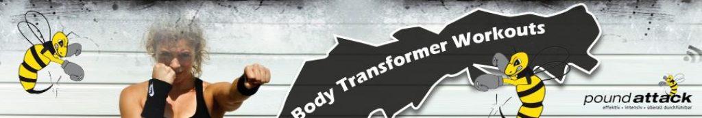 Body Transformer Workout - Banner