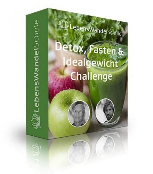 Detox - Fasten - Idealgewicht Challenge.