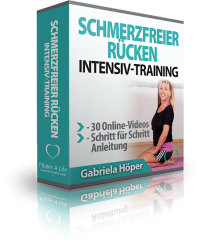 Rückenschmerzen ade! – Pilates 4 Life von Gabriela Höper